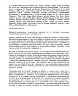 Finance Watch Screenshot spanish letter framework