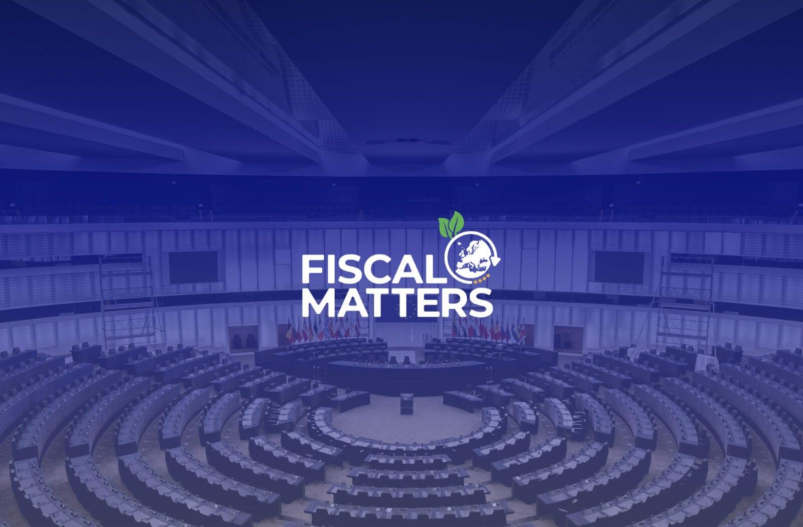 Finance Watch Fiscal Matters website